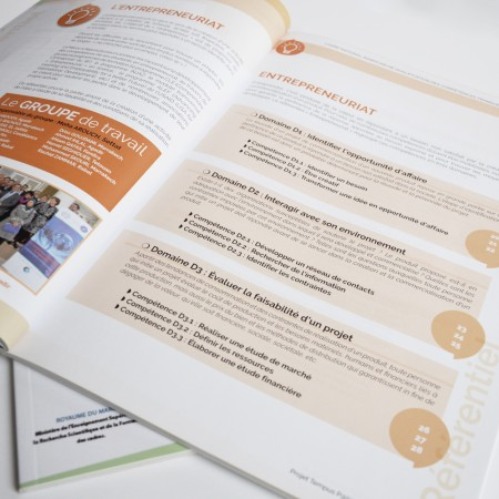 brochure Tempus P@lmes