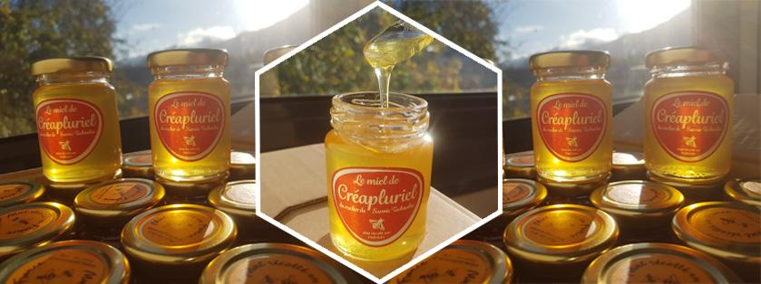 Pots de miel CREApluriel